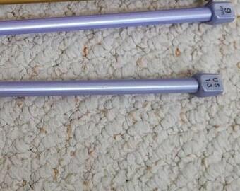 Large Size Knitting Needles, Size US  13 (9 mm)
