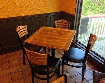 Restaurant Table Top Etsy - Outdoor table tops restaurant