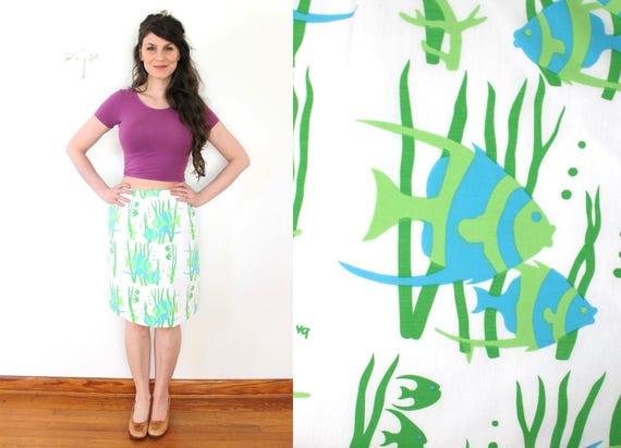 Vested Gentress Skirt / Vintage Vested Gentress 19