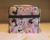 READY To SHIP FREdDy-FW)Singer Featherweight 221 Sewing Machine Cover