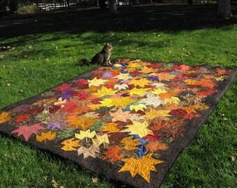 Aangepaste handgemaakte quilt, eerste betaling, storting alleen
