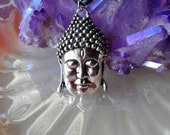 Buddha Necklace, Choker necklace