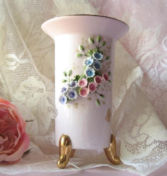 Vintage Lefton China Vase