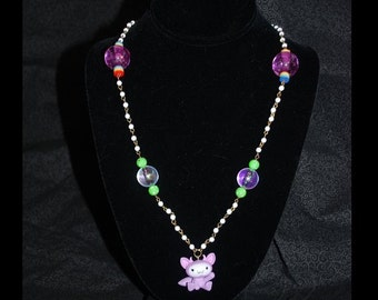 The Purple People Eater Necklace