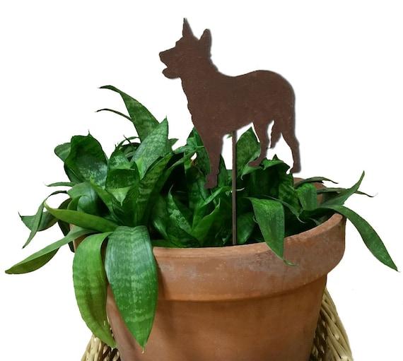Australian Cattle Dog Plant Markers Or Dog Ornament Dog Memorial Gift Dog Lover Gift Garden Gifts
