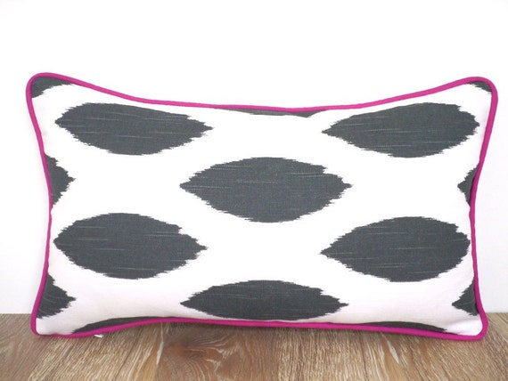 Small lumbar pillow | Etsy