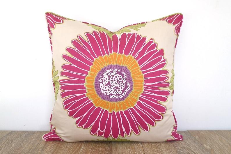 suzani modern needlework gifts for her apartment decor cushion cover boho bedroom decor silk throw pillow handmade hippie room decor