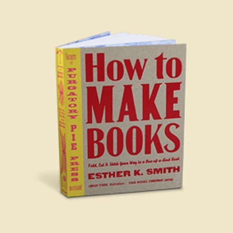 How To Make Books by Esther K Smith image 0