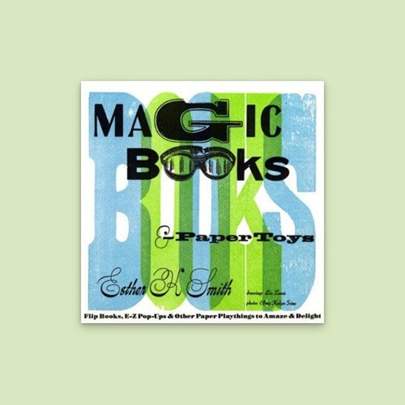 Magic Books and Paper Toys  E-Z Pop-Ups and Other Paper image 0