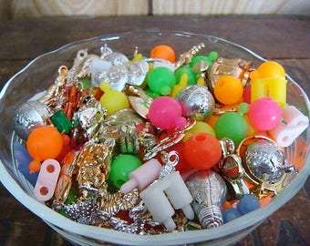 Vintage Gumball Trinkets Toy Trinkets Charms Trinket Machine Prizes Collectible Gumball Prizes