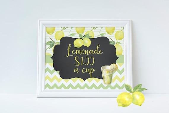 image regarding Lemonade Sign Printable named Lemonade Stand, Lemonade Indication, Lemonade Bash, Red Lemonade