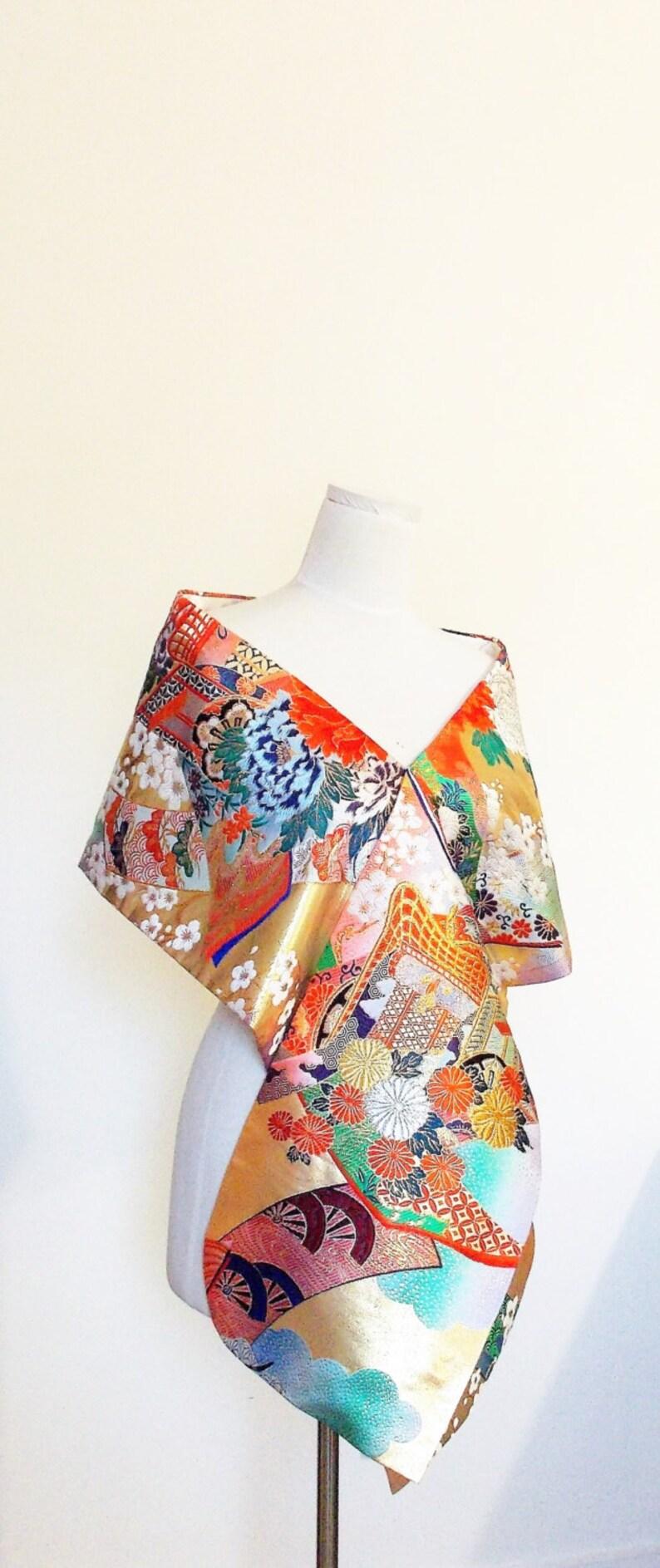 Krawatten 3 breit Dumas Vintage rote Teal und orange