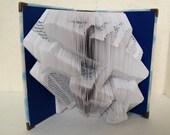 Folded Book Art Flying Ai...