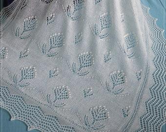 Field of Dreams, knitting pattern PDF