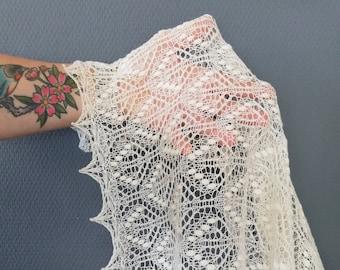 Flower Princess PDF Knitting Pattern