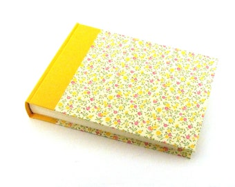Photo Album flower rain yellow pink