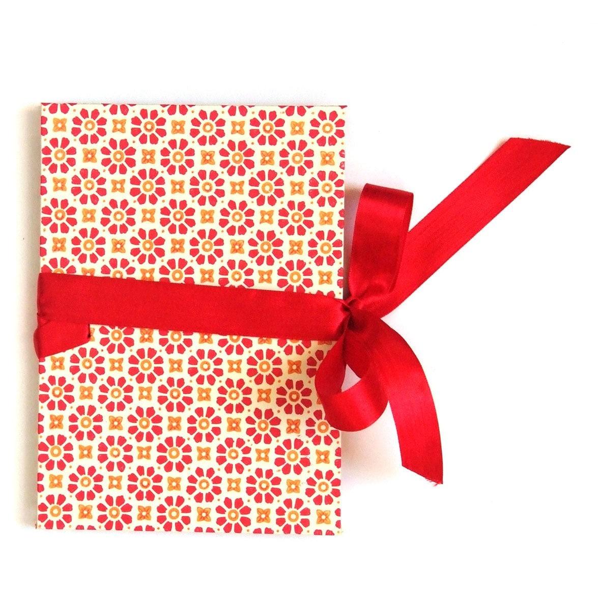 Timbres de fleur d'oranger rouge livre Photo accordéons, livre de petite, vanter, album souvenir, idée cadeau photo, album photo petite, de idée de cadeau pour les grands-parents 0f504f