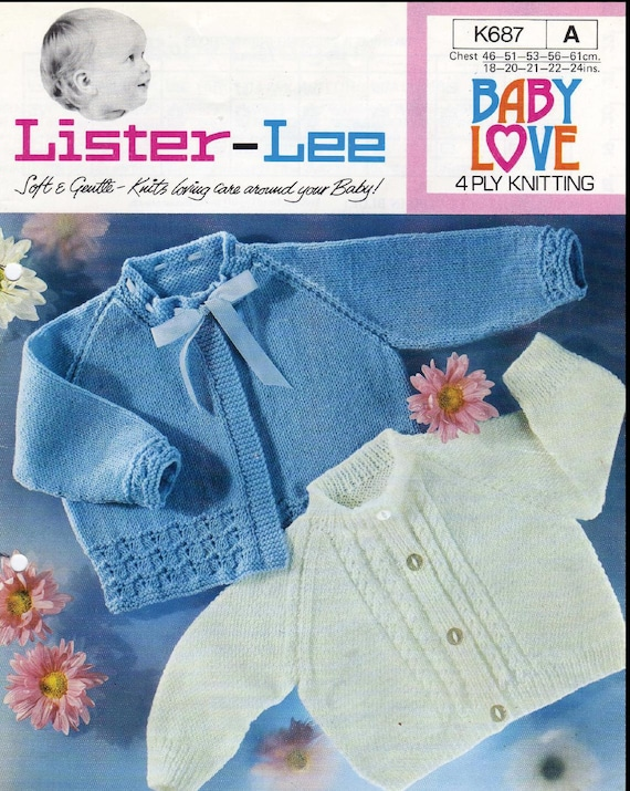 f9a344c44 SALE Baby Knitting PATTERNS Baby