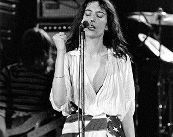 Patti Smith, 1978