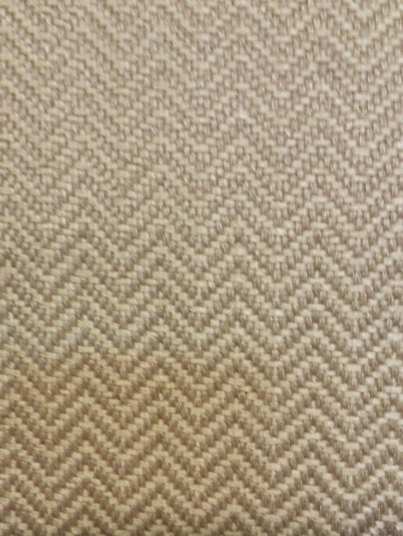 Khaki Woven Upholstery Fabric By The Yard Fast Shipping