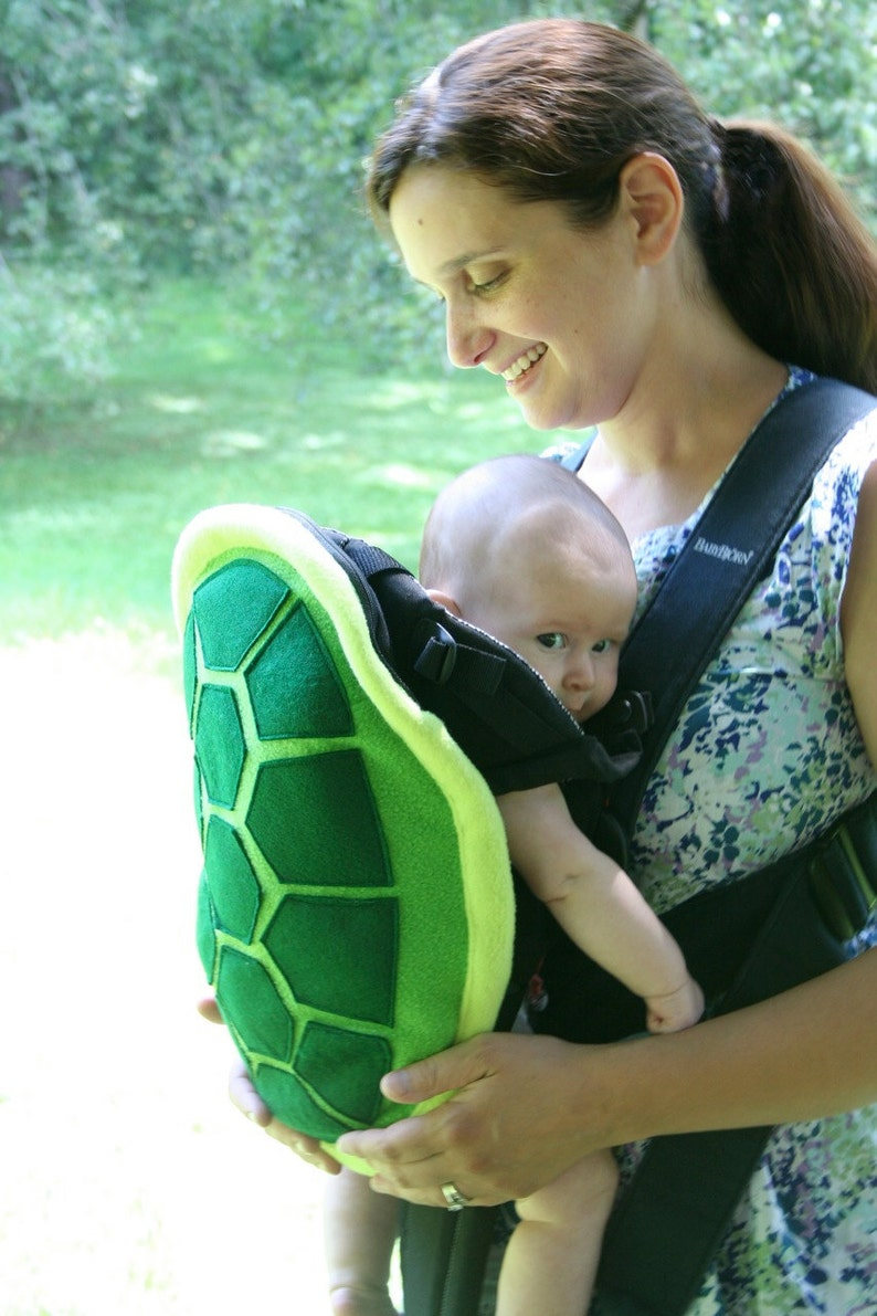Turtle Shell Baby Carrier Accessory Bjorn Ergo Tula Cover