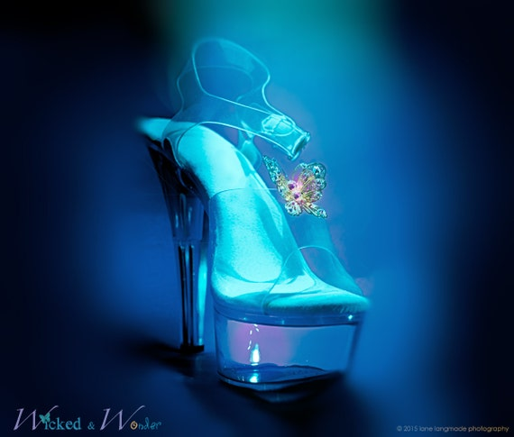 Cinderella 2015 Glass Slipper
