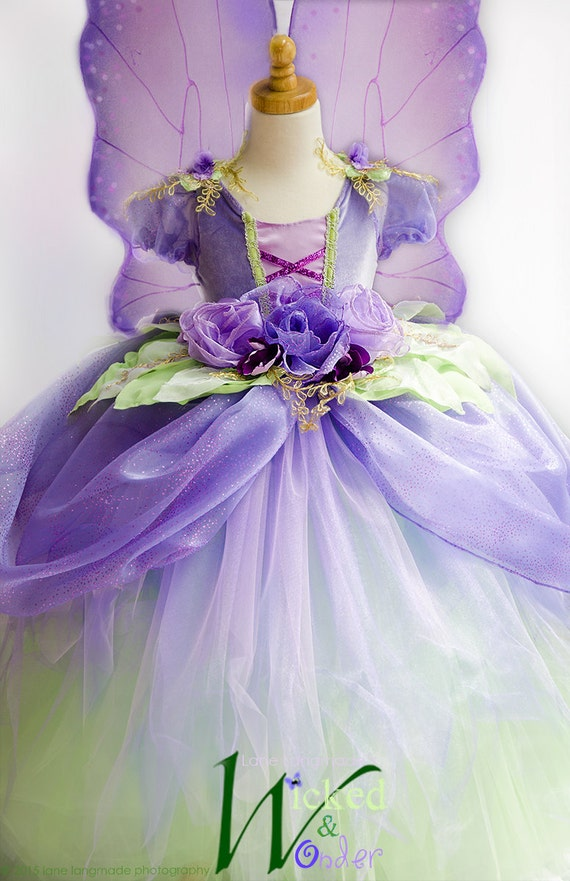 Cinderella Disney Princess Deluxe Costume with lace overskirt /& Tiara