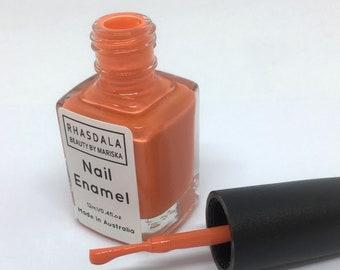12ml Nail Polish -Dusty Orange-