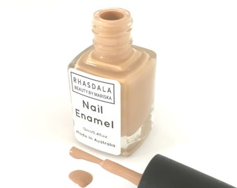 12ml Nail Polish -Sandstone- Nude colour