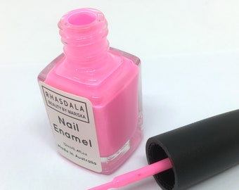 12ml Nail Polish - Crimson Pink-