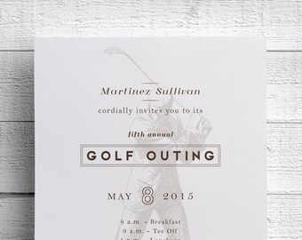 golf save the dates golf flyer corporate golf event invitation bachelor party golf invitations golfing invitations invites tournament