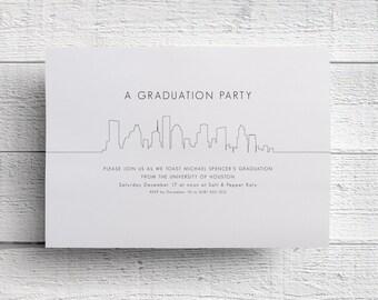 medical school graduation invitation med student graduation etsy
