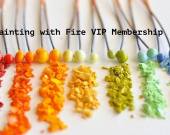 Painting with Fire VIP Membership