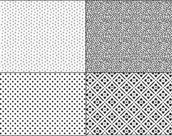 Layered Decals for Enamel, Ceramics, or Glass