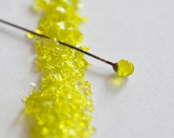 6/20 Enamel 2230 Lime Yellow