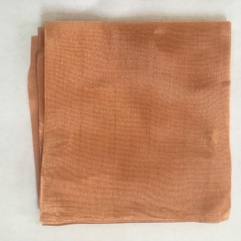 Pure Copper Fabric Woven Copper Cloth  Copper Mesh Pure image 0