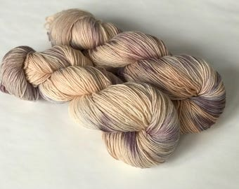 Berry Delish Naturally Dyed Fingering Sock Yarn