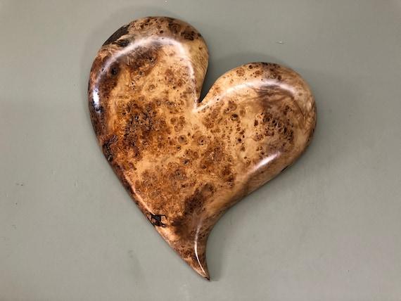 Heart art 50th Anniversary gift present