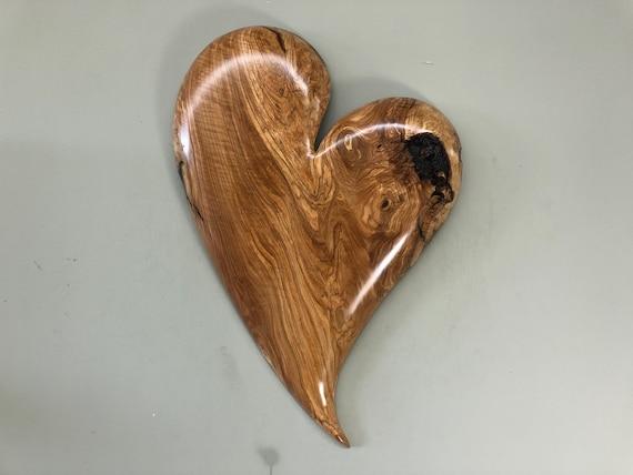 Heart wall art Christmas gift present idea