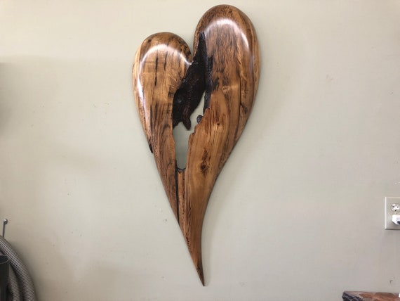 Mothers Day wall heart art gift present