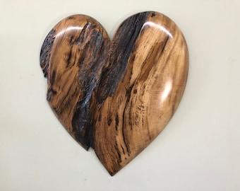 50th Wedding Anniversary gift present heart