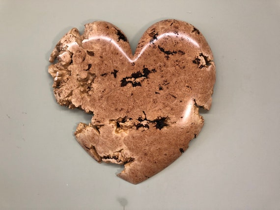 Mothers Day wood wall heart gift present idea