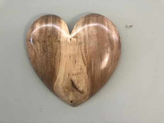 Heart art 5th Wedding Anniversary gift present