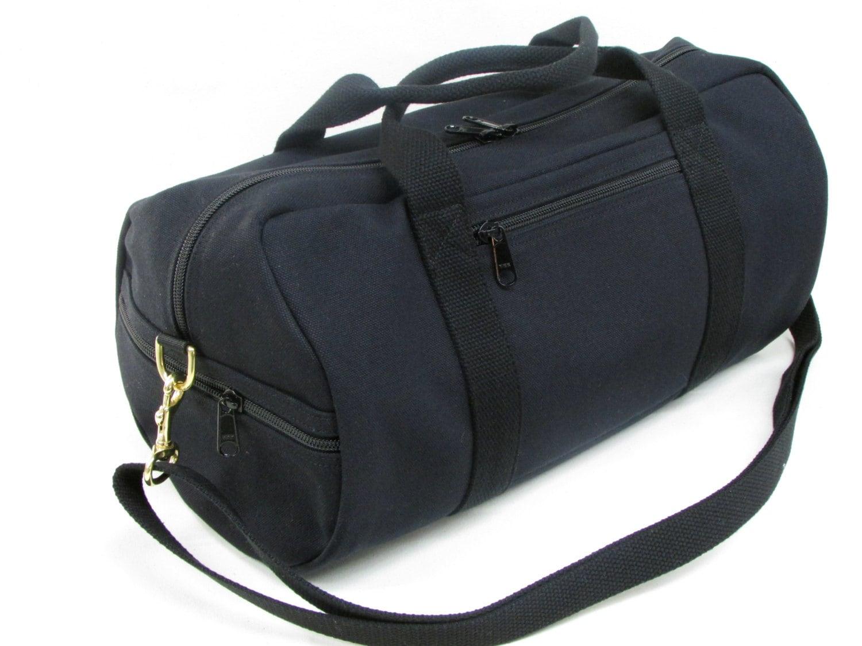 Canvas Duffle Bag Vegan Travel Bag Small Travel Bag X Body