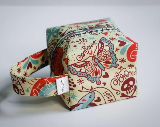 Box bag - Happy Tatties <3