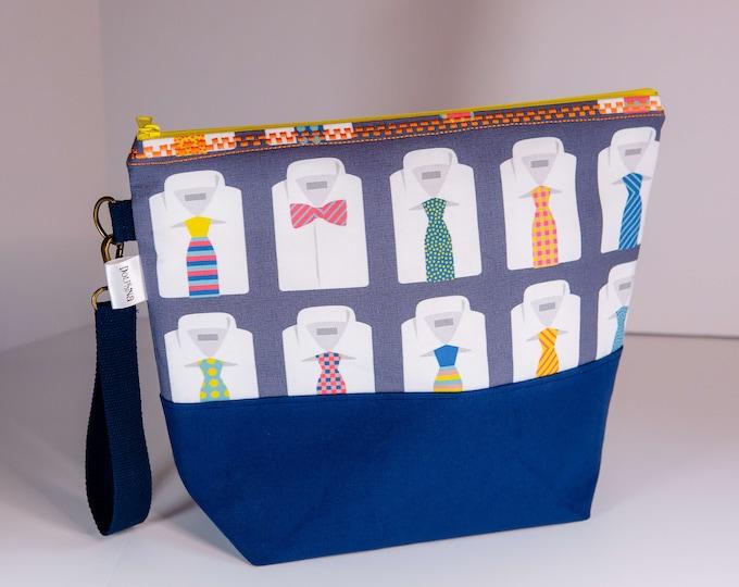 Extra large project bag - Sartorial