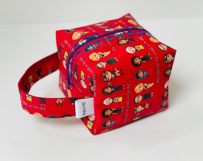 Box bag - She believed