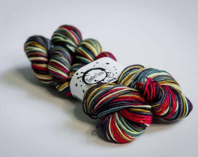 Self striping yarn - Royal City