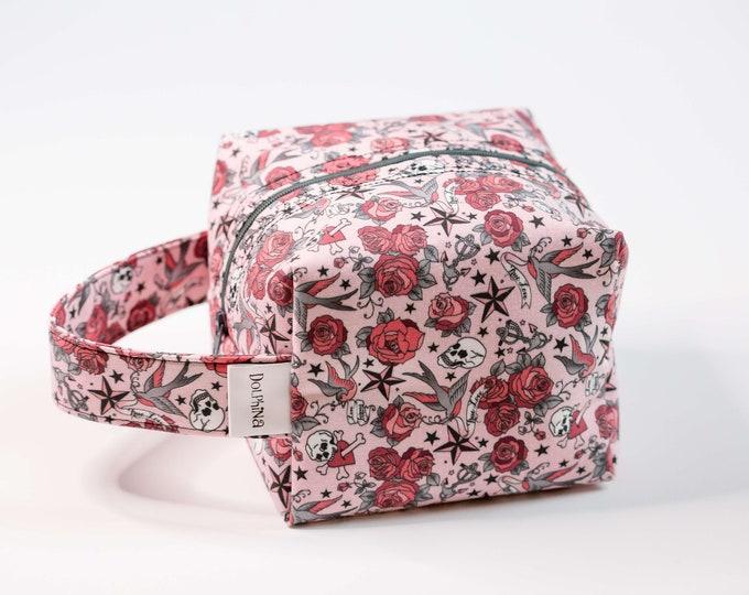 Box bag - Girly Tattoo
