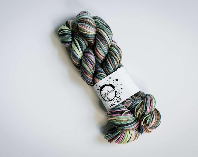 Self striping yarn - Dolphina